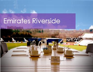 Emirates Riverside, Durham, Stadia Collection