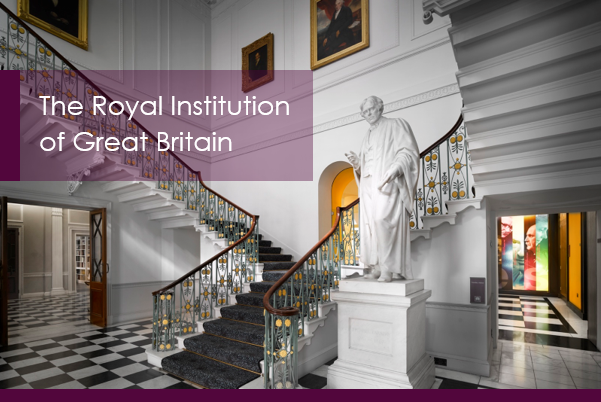 Royal Institution of Great Britain, Mayfair