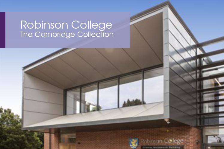 Robinson College, The Cambridge Collection