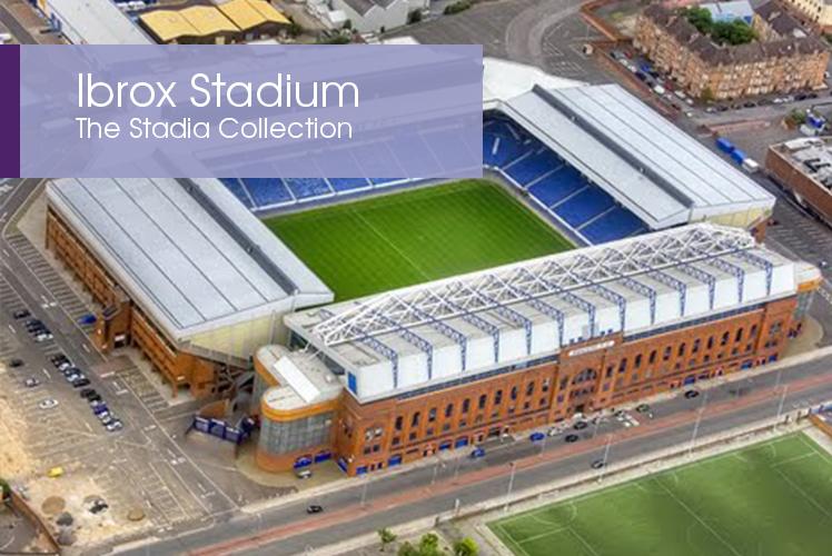 Ibrox Stadium, The Stadia Collection