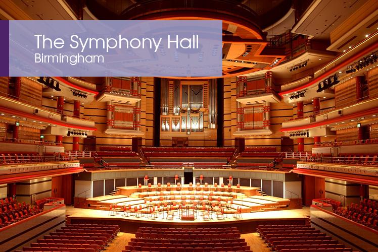 The Symphony Hall