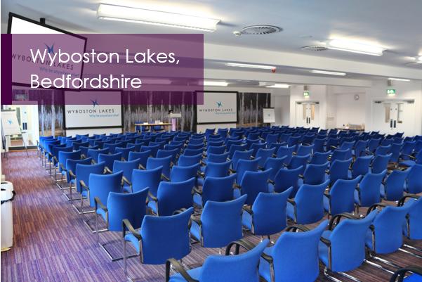 Wyboston Lakes, Bedfordshire