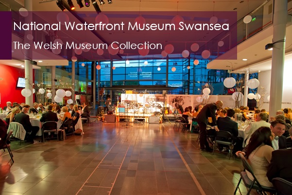 National Waterfront Museum Swansea