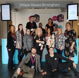 First Birthday Celebrations for Unique Venues Birmingham