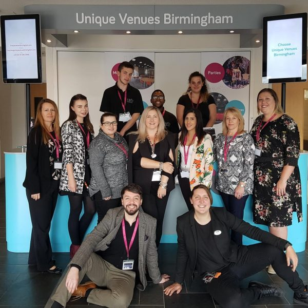 first birthday for unique venues birmingham