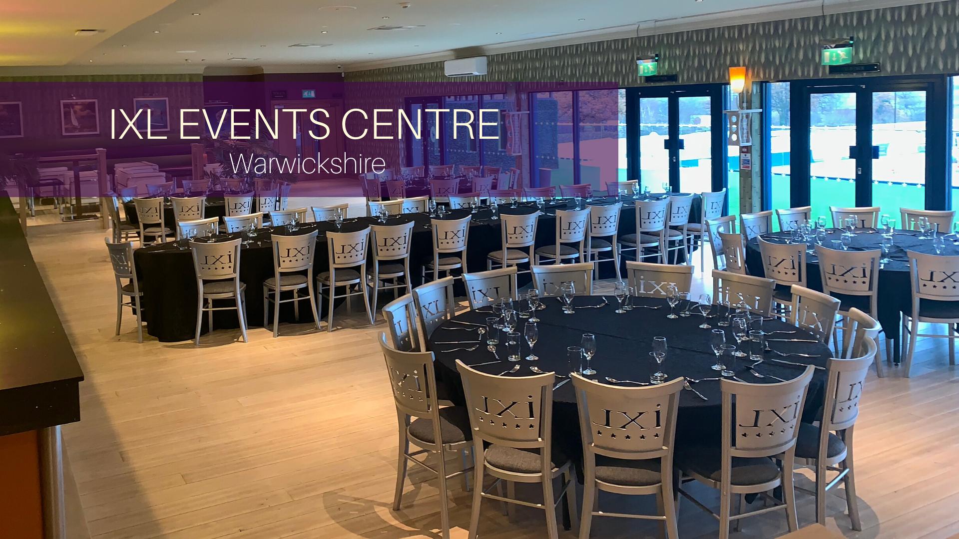IXL Events Centre, Warwickshire
