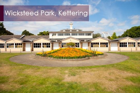 Wicksteed Park, Kettering