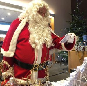 Festive fun at Robinson College's Christmas Fair