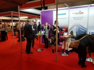 Trident at the Conference & Hospitality Show 2019, Leeds