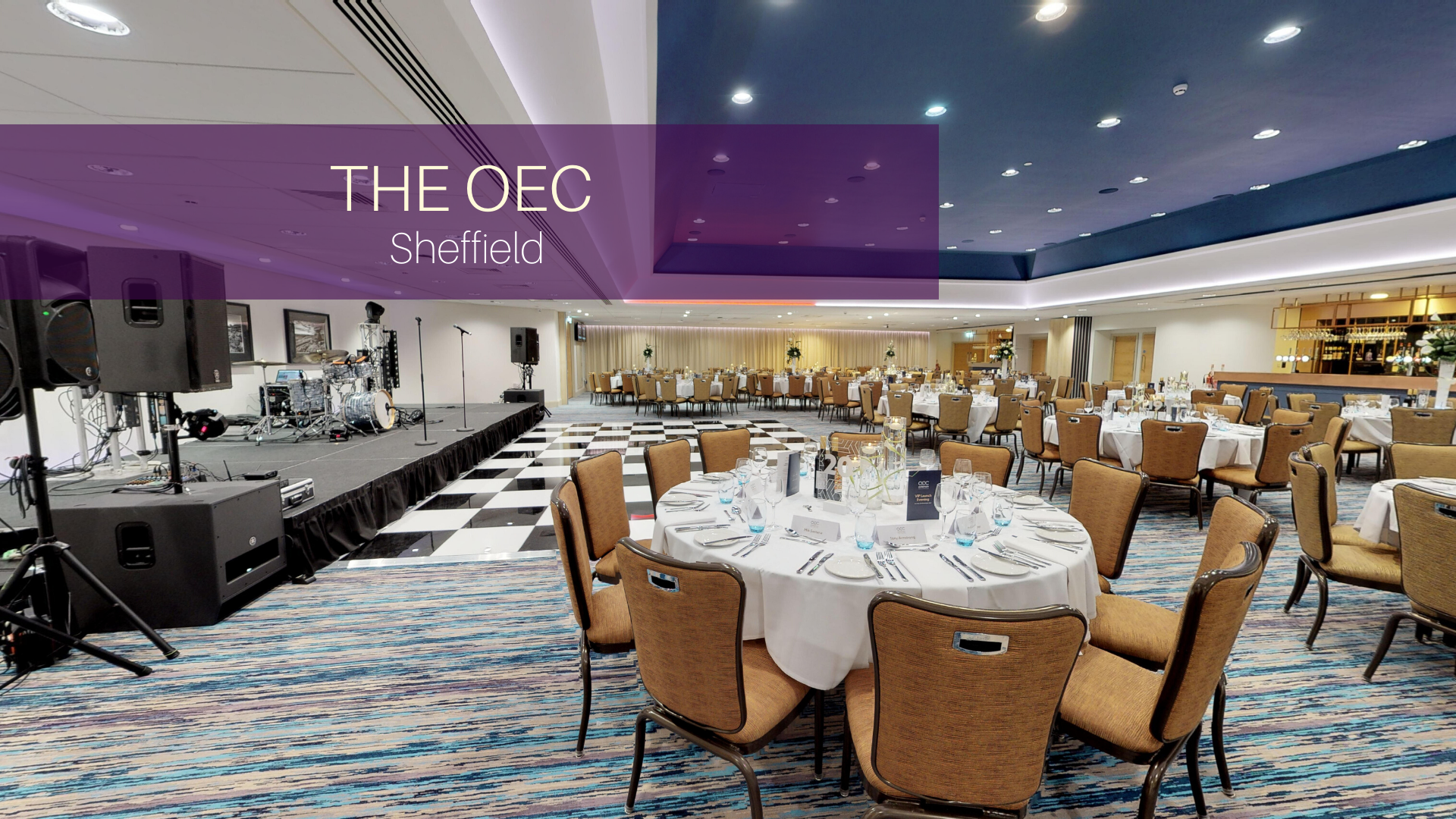 The OEC, Sheffield