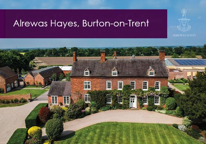 Alrewas Hayes, near Burton-on-Trent