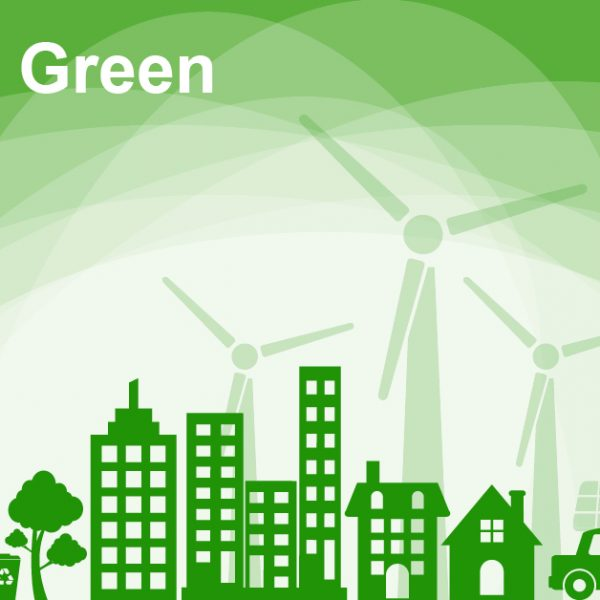 Green Environment Graphic