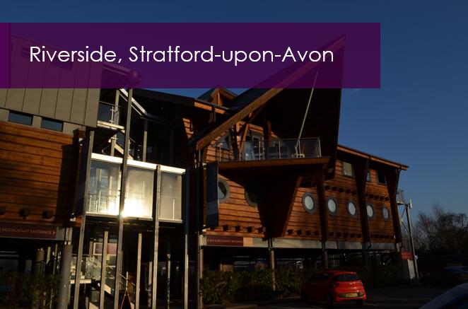 Riverside, Stratford-upon-Avon