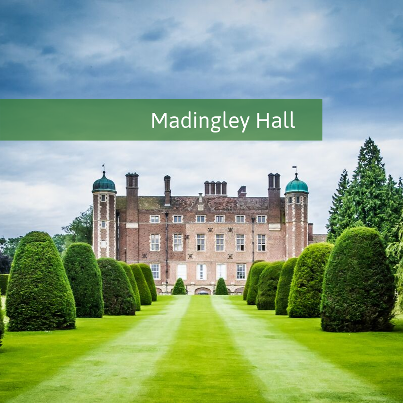 Green Venue, Madingley Hall