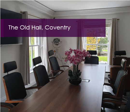 The Old Hall, Coventry