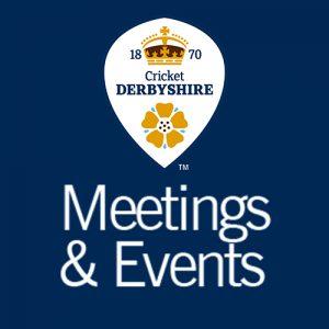 Say hello to Derbyshire County Cricket Club